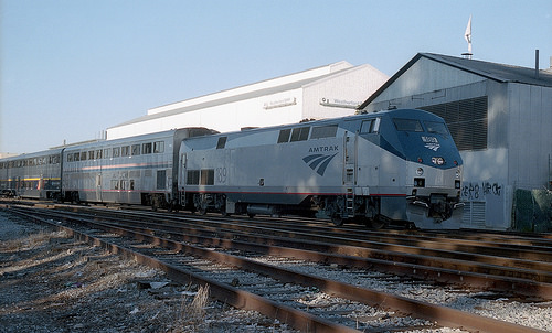 Amrak Train