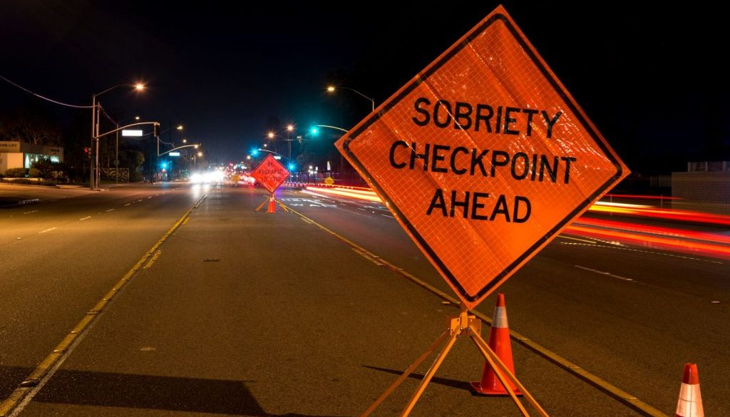 Police Checkpoint – Drug Interdiction vs. DUI/DWI Prevention