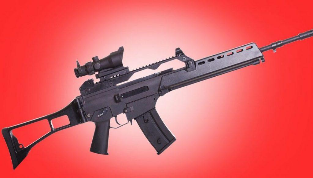 Assault Rifles & Handguns – Pennsylvania vs. New Jersey