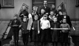 School-house-