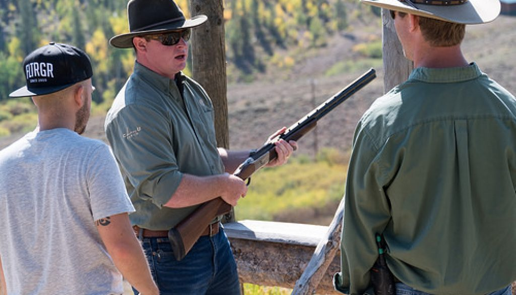 Shotguns in Pennsylvania and New Jersey