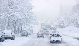 Criminal Defense & Snow: The Top 5 Crimes During Snowstorms