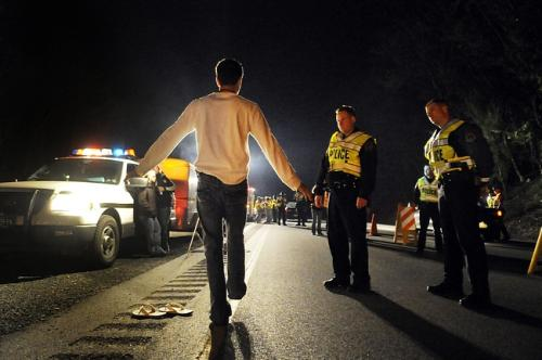 DUI Police Stops