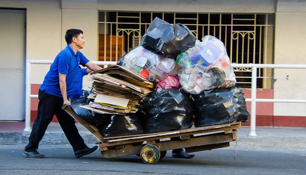 Throwing Out More than Garbage