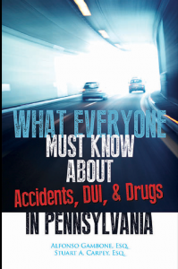 Accident, DUI, and drugs booko